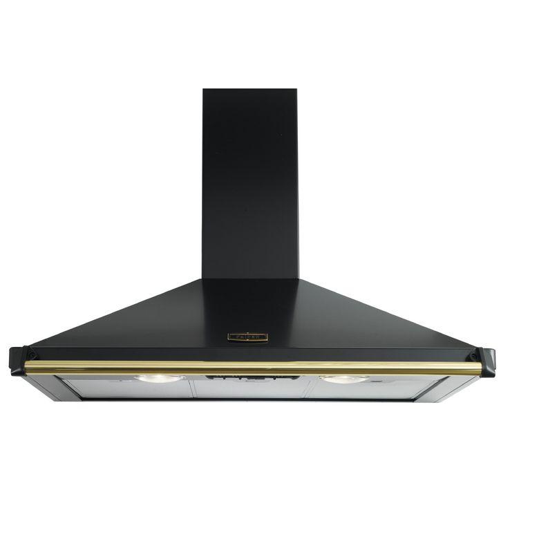 hotte pour piano de cuisson 90 cm falcon cuisine. Black Bedroom Furniture Sets. Home Design Ideas