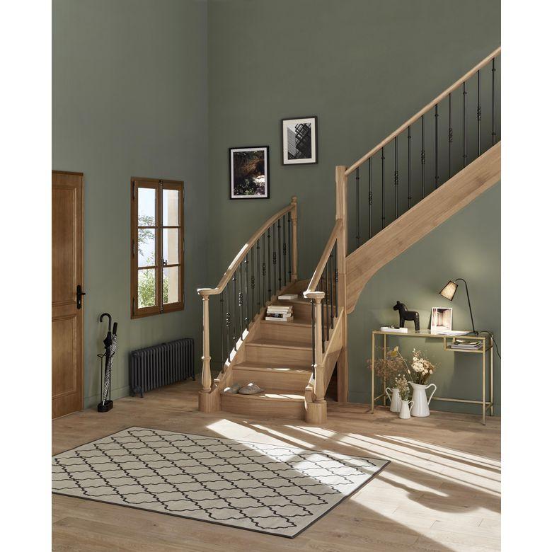 refaire un escalier en bois stunning refaire un escalier en bois great refaire escalier bois. Black Bedroom Furniture Sets. Home Design Ideas