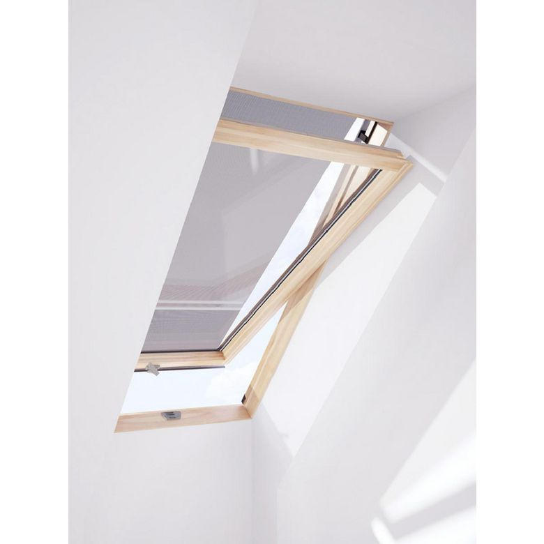 store velux electrique interieur interesting rparation de store velux occultant enrouleur with. Black Bedroom Furniture Sets. Home Design Ideas