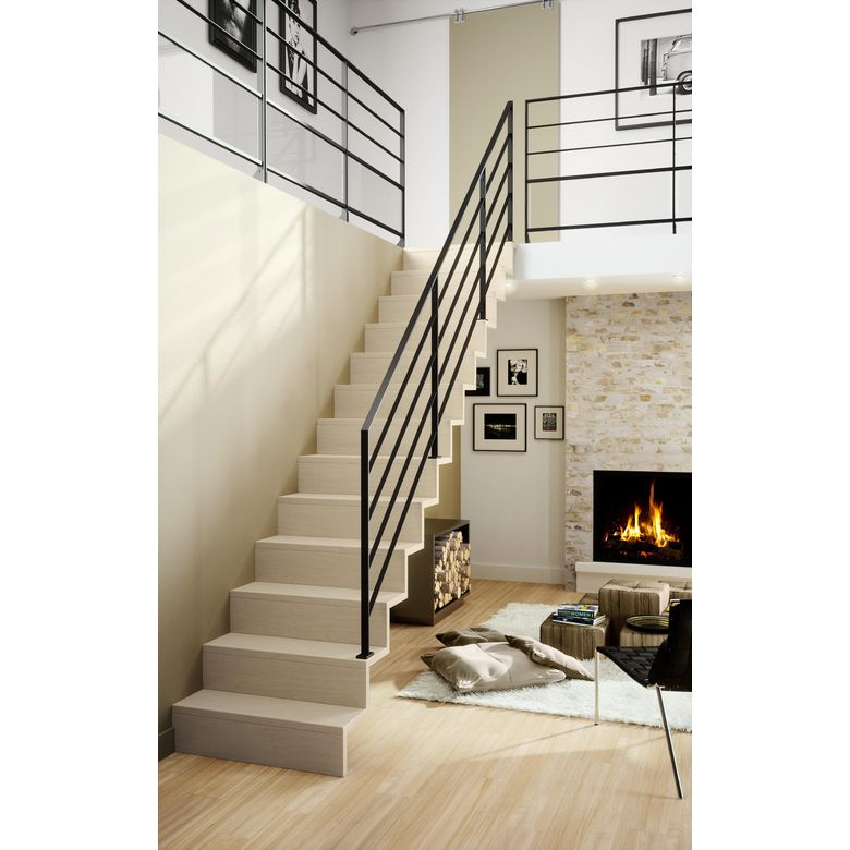 escaliers jazz escaliers lapeyre. Black Bedroom Furniture Sets. Home Design Ideas