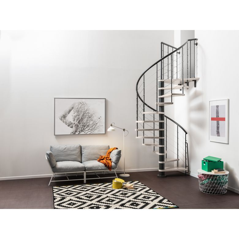 escalier symphonie avec rampes tubes escaliers. Black Bedroom Furniture Sets. Home Design Ideas