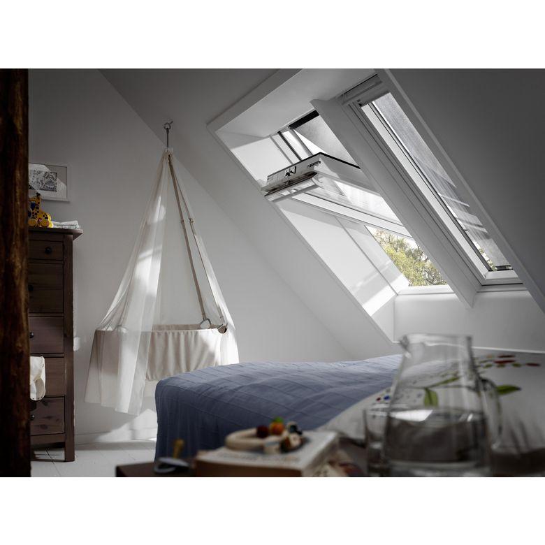 Velux Confort blanc Everfinish à rotation - Fenêtres