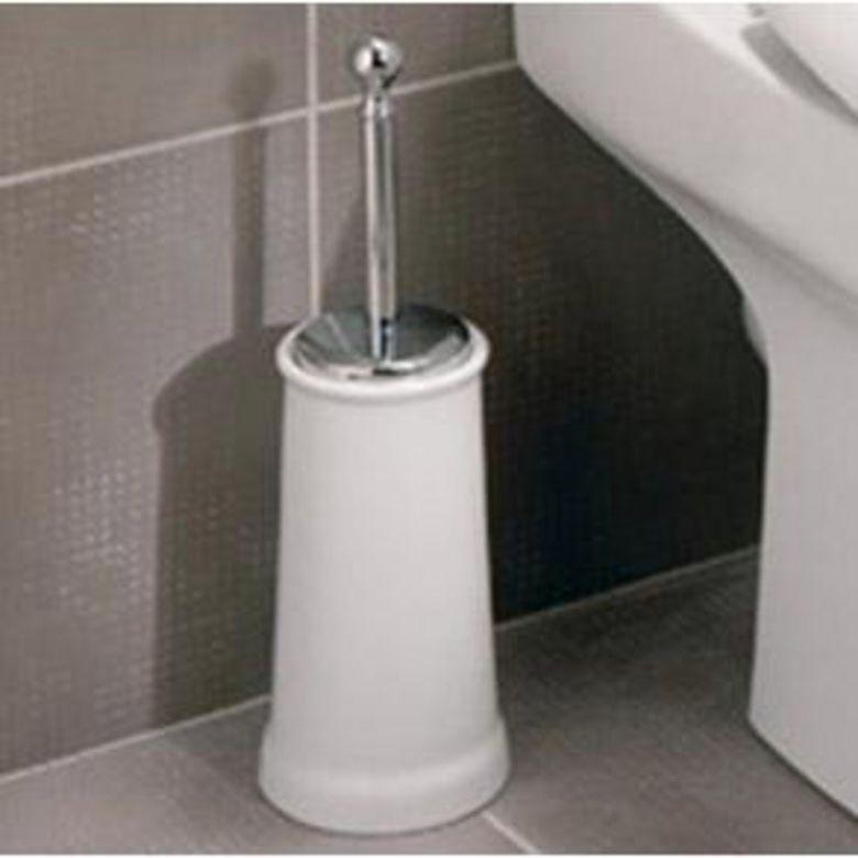 Accessoires wc glamour salle de bains for Accessoire salle de bain wc