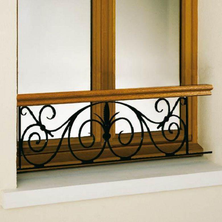 appui de fen tre florence cm main courante en tauari fen tres. Black Bedroom Furniture Sets. Home Design Ideas