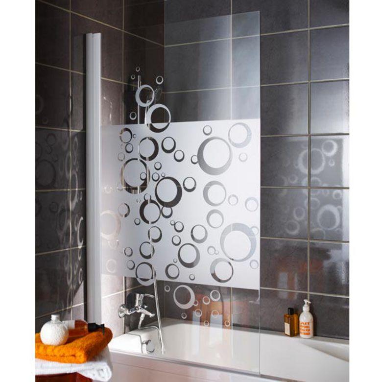 pare baignoire bulle salle de bains. Black Bedroom Furniture Sets. Home Design Ideas