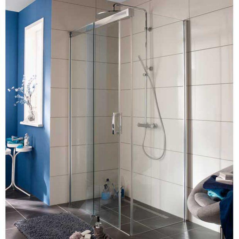 paroi de retour access salle de bains. Black Bedroom Furniture Sets. Home Design Ideas