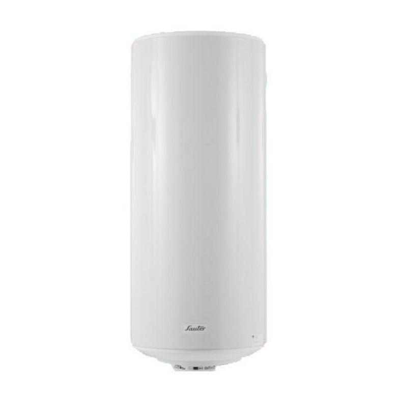 chauffe eau aci hybride sauter 100l vertical salle de bains. Black Bedroom Furniture Sets. Home Design Ideas