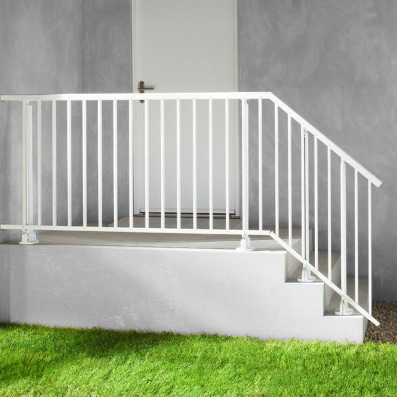 balustrade aluminium ext rieur. Black Bedroom Furniture Sets. Home Design Ideas