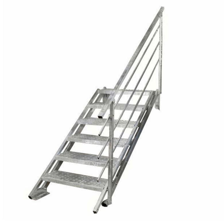 rampe new york pour escalier ext rieur 14 marches escaliers. Black Bedroom Furniture Sets. Home Design Ideas