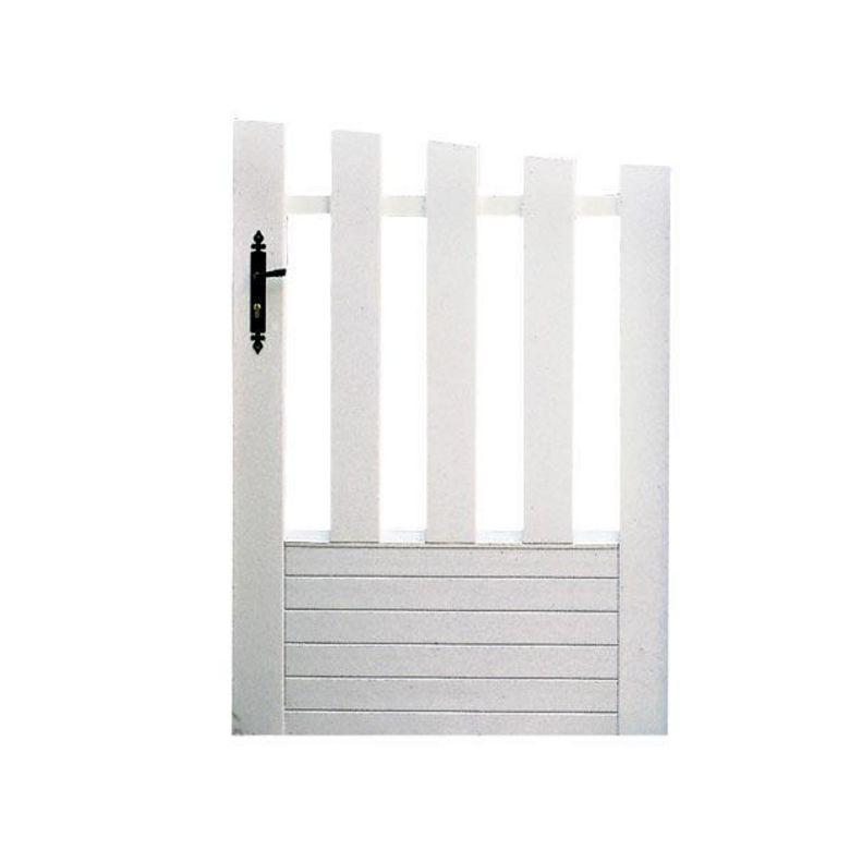Portillons PVC - Extérieur - Lapeyre