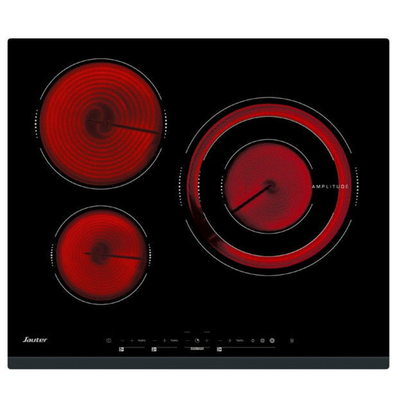 table de cuisson vitroc ramique sauter cuisine. Black Bedroom Furniture Sets. Home Design Ideas