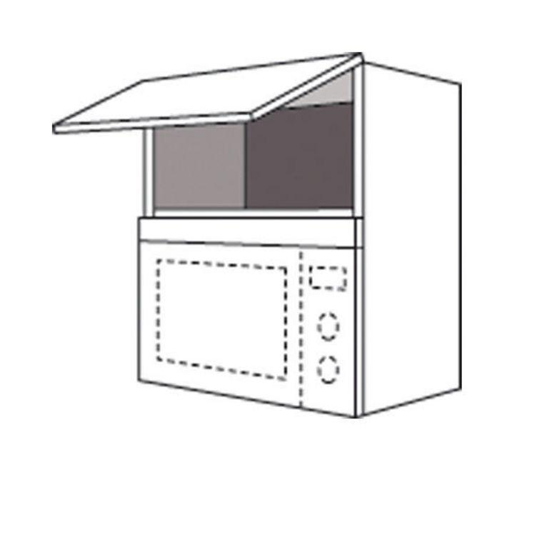 Meuble de cuisine haut pour micro ondes lumio cuisine - Meuble pour micro onde ikea ...