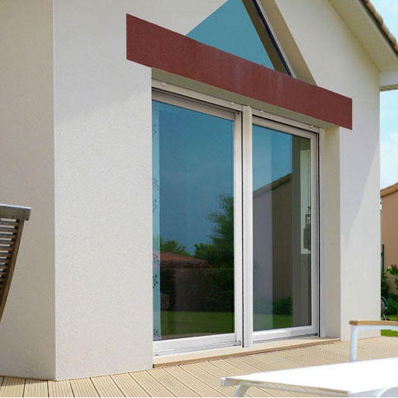 baie coulissante classic pvc avec clé  fenêtres