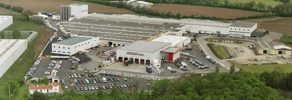Production dans nos usines françaises Lapeyre