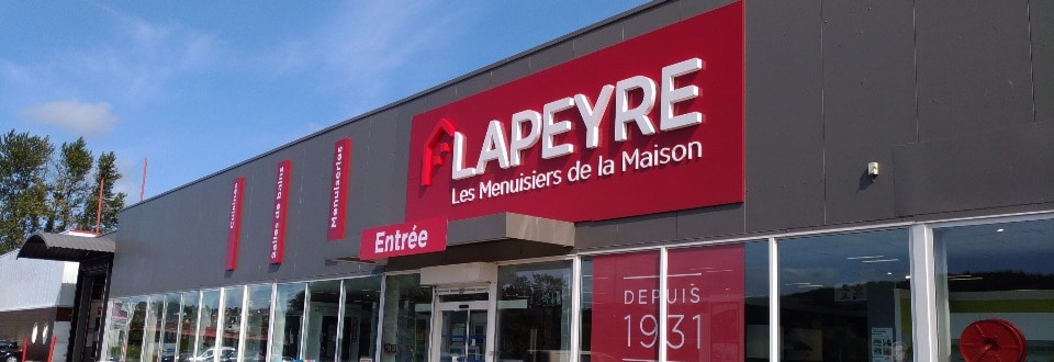 lapeyre le havre bains cuisines menuiseries. Black Bedroom Furniture Sets. Home Design Ideas