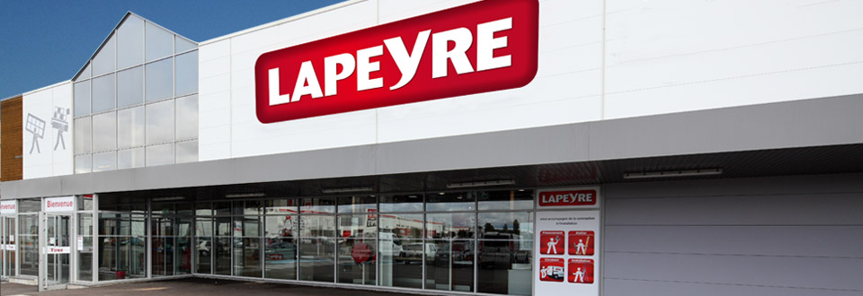 Magasin Lapeyre