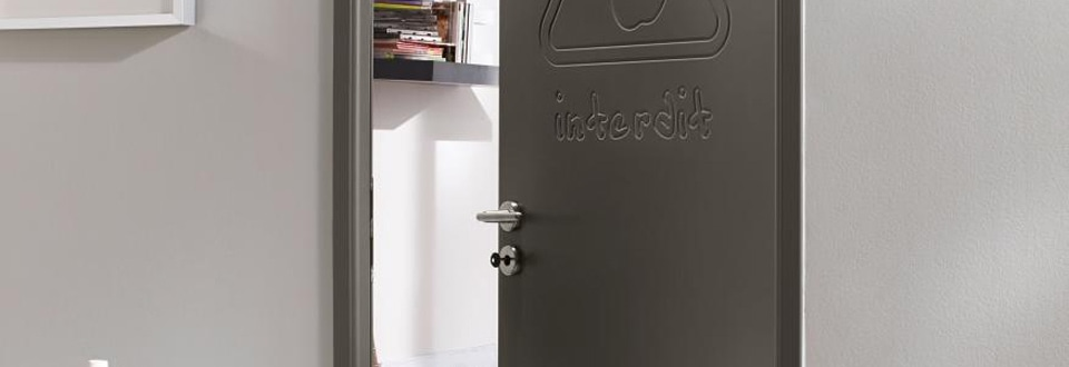 Les portes int rieures contemporaines 100 design for Portes interieures vitrees lapeyre