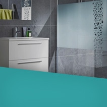 ensemble meuble de salle de bains plan r233sine sans
