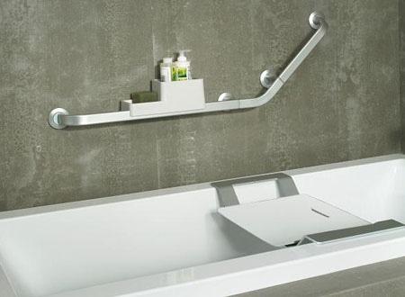 Les accessoires de salle de bains