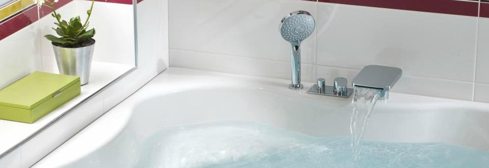 Robinetterie bain
