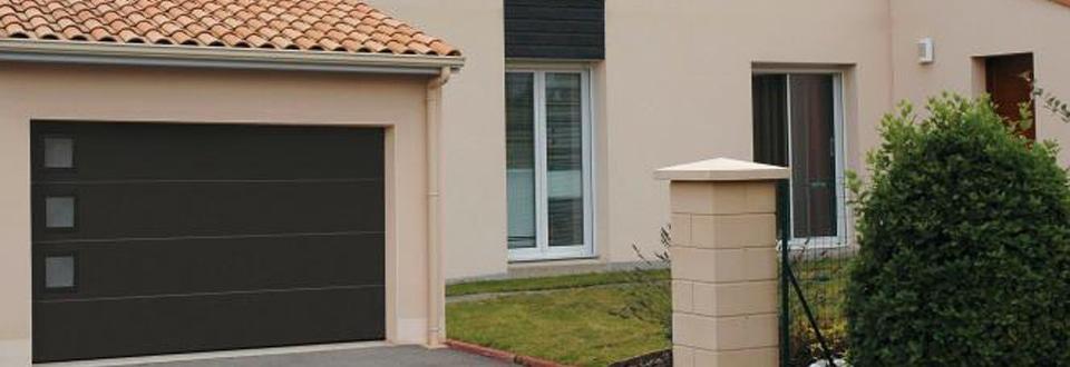 Isolation bien choisir l ouverture d une porte de garage for Isolation porte de garage enroulable