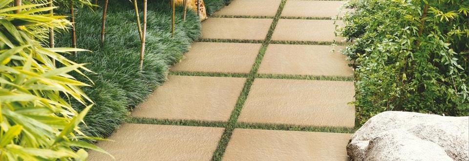 Le revêtement de sol pour terrasse et jardin
