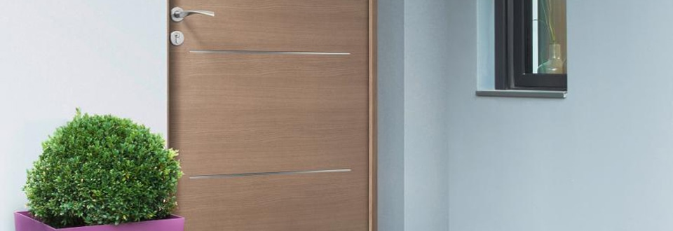 Installation porte d entr e - Lapeyre porte entree ...
