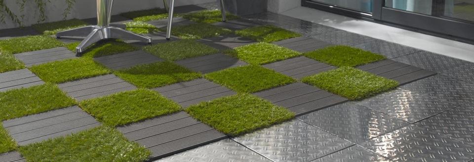 Quel type de sol pour ma terrasse ext rieure - Terrasse facile a poser ...