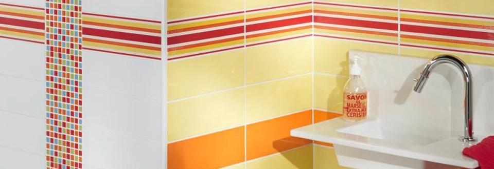 choisir la couleur de votre carrelage salle de bain