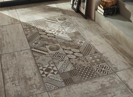 Les motifs carreaux de ciment de Lapeyre : le cachet et l\'harmonie