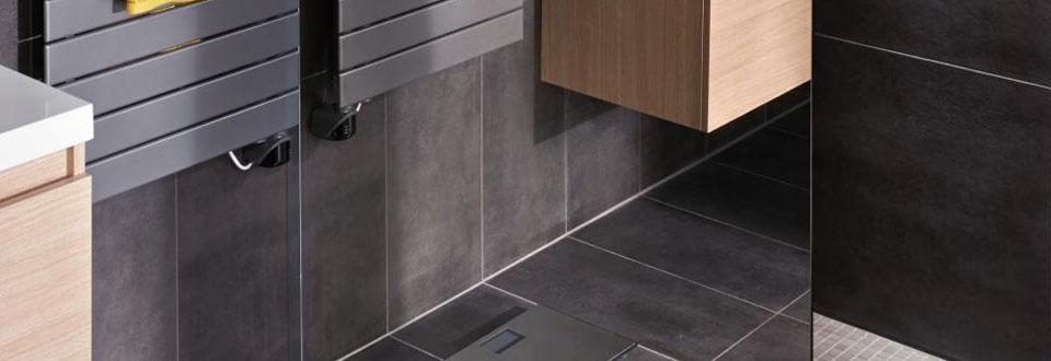 Les solutions de douche sur mesure for Portes de douche sur mesure
