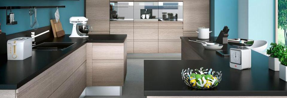 les cuisines lapeyre contemporaines ou authentiques. Black Bedroom Furniture Sets. Home Design Ideas