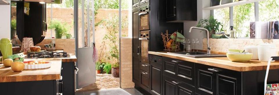 Des cuisines contemporaines et colorées