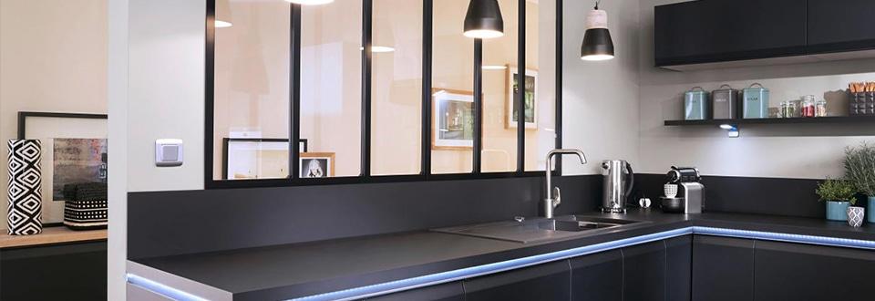 inspiration salle de bain et petite salle de bain lapeyre. Black Bedroom Furniture Sets. Home Design Ideas