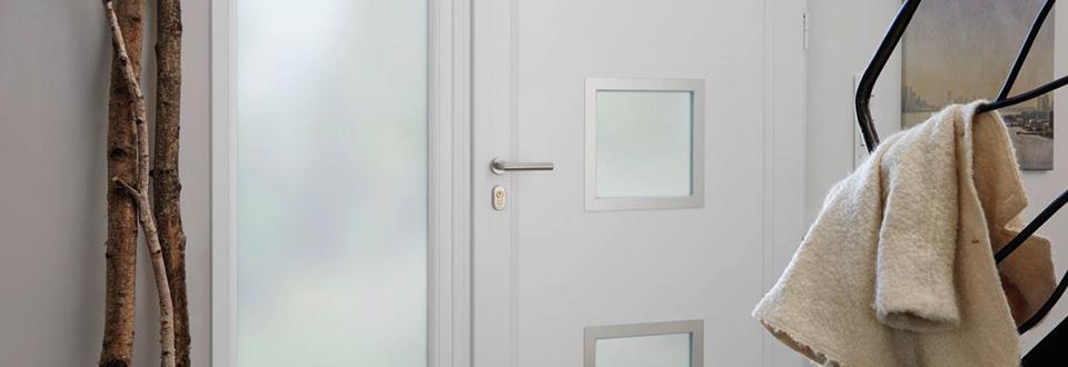 Porte Dentrée Tendance Porte Dentrée Tendance En Bois Lapeyre - Porte placard coulissante jumelé avec porte blindée a2p