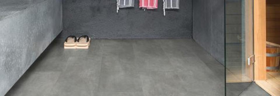 comment poser un sol pvc ou vinyle en rouleau. Black Bedroom Furniture Sets. Home Design Ideas