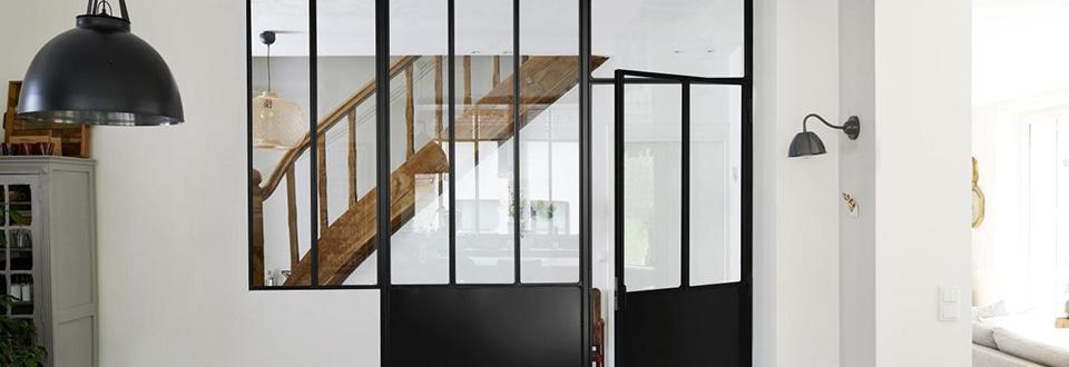 verriere atelier lapeyre gallery of verrires duintrieur qui vous feront craquer with verriere. Black Bedroom Furniture Sets. Home Design Ideas