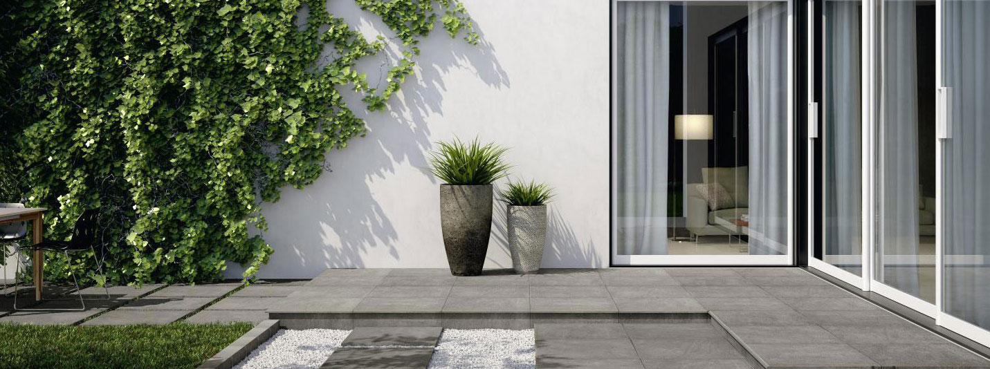 Comment poser du carrelage sur une terrasse for Comment coller du placo sur du carrelage