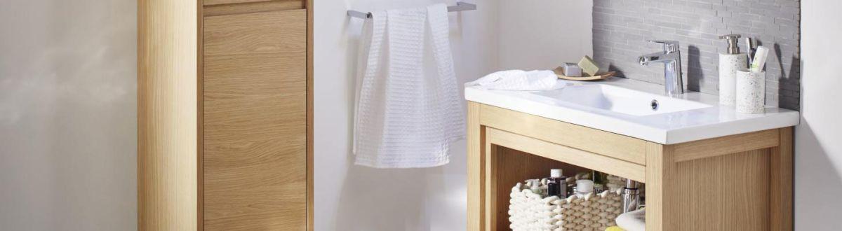 Aménagement petite salle de bains – Lapeyre