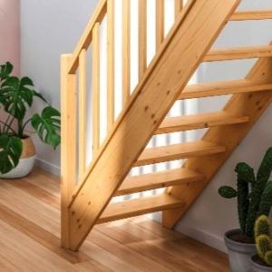 Installer Un Escalier poser un escalier en bois