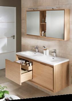 Meubles de salle de bains Rio & Lima