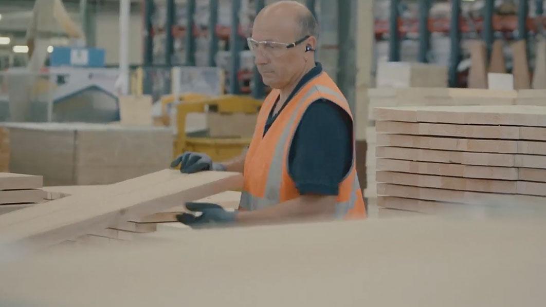 Vidéo usine Cordier